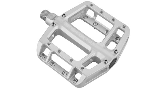NC-17 Sudpin I Pro Pedal silber